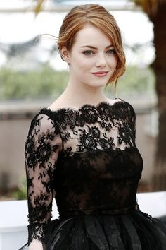Famous Women Who Are Beautiful AND Funny - Emma Stone