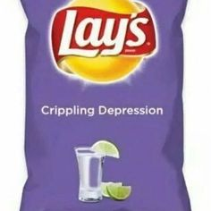 look guys I made a new flavor of potato chips