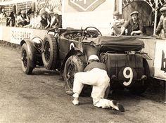 Tim Birkin Le Mans (1930)