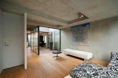 Skycourt House - Minimalist design