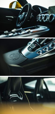 """Pure carporn - the Mercedes-AMG GT S. Photo by Gijs Spierings. [Mercedes-AMG GT S 