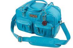 Jayde Camera Bags - The Kate - Aqua