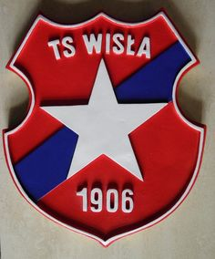 Wisła Kraków handmade sulpture .JL