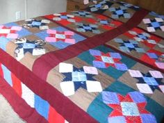 Suzanne McNeill demonstrates variations of the sew-easy 10 Minute Block Quilts. Foundation Piecing, Hobby Room, Sewing Tools, Quilts, Blanket, Pillows, Bed, Fabric, Youtube
