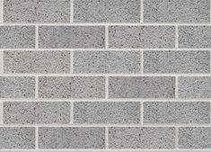 Urban One Bricks - Austral Bricks, Largest Bricks Supplier Brochure Online, Grey Brick, Brick Colors, Brick Facade, New Builds, Neutral Colors, Tile Floor, House Plans