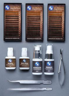Eyebrow Extensions Complete Kit