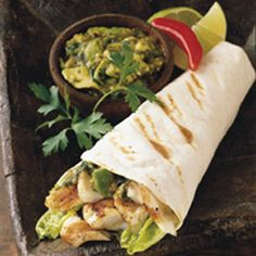 ... BBQ #Grilling Soft Tacos with Red Snapper and Tomatillo-Avocado Salsa
