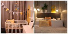 Sypialnia dla trojga  Dorota Was Urządzi - TVN Style