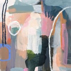 """Sweet Air 9"" 6×6 on gallery wrap"