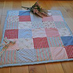 Vintage Style quilt pattern idea