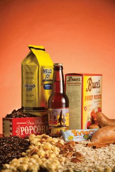Made in Acadiana: 10 Edible Local Products by Acadiana Profile magazine.