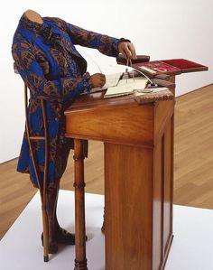 Yinka Shonibare