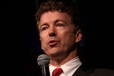 Rand Paul had a message for the administration...