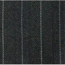 Mooi wedstrijdjasje voorzien van elegante krijtstrepen, en een mooie kraag paspelering. Het jasje heeft praktische zijsplitten en kan alleen chemisch gereinigd worden. Materiaal: 60 % polyester, 32 % viscose, 5 % elastaan, 3 % Acryl. Kleur: Zwart