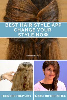 Hairstyle App Httphairstylesapps Httpsplaygooglestoreappsdetails