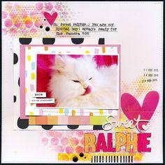 Sweet Ralphie - Scrapbook.com