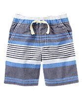 NWT Gymboree Boy shorts Pull on Geo Athletic Infant through boy sizes