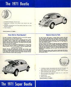 How old is that Beetle?
