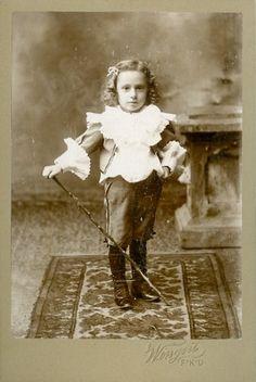 Baby Alan Rickman.