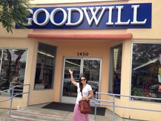 My #Goodwill Tour 2013 - San Diego, Goodwill Industries of San Diego #Thrift #USA #Donate  http://thegoodwillgal.com/post/57552685208/my-goodwill-tour-goodwill-of-central-arizona-is