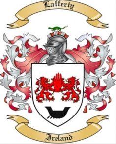 Lafferty coat of arms