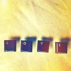 L O V E (Foto de @matlima http://instagr.am/p/KSdsUlKGYe/)