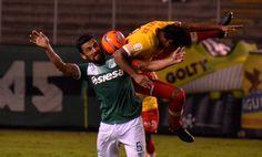 Deportivo Cali cambió de técnico, pero no su fútbol: igualó en casa ante Santa Fe