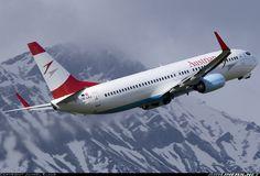 Austrian Airlines OE-LNJ Boeing 737-8Z9