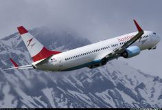 Boeing 737-8Z9 - Austrian Airlines | Aviation Photo #1714678 | Airliners.net
