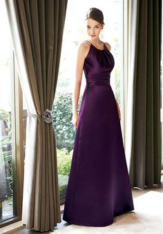 I love this dress for my two maids of honor.  Classy yet appealing and both of them gave it the thumbs up.
