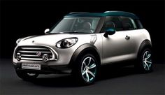 Sexy Sports Cars: 2011 MINI Cooper Countryman <3 <3 is to die for