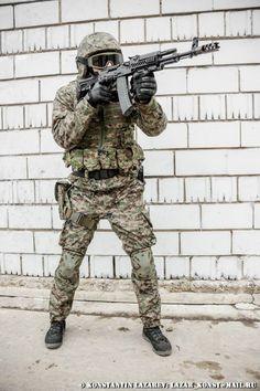 Russian FSB Specnaz