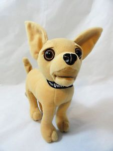 A Yo Quiero Taco Bell Chihuahua Plush Toy Stuffed Animal 7 Pet