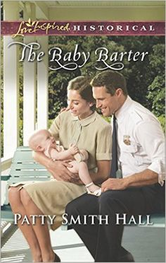 Giveaway at Natalie D. Monk's website: The Baby Barter by Patty Smith Hall #BookGiveaway