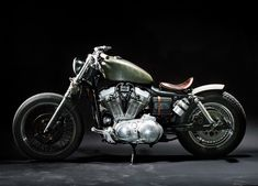 Harley Davidson Sportster 1997 By Young Guns Speed Shop