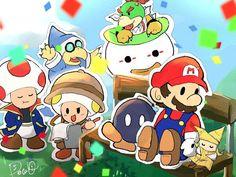 Super Mario Bros Nintendo, Nintendo Switch, Mario And Luigi, Mario Kart, Mario Comics, Mario Toys, Kirby Character, Paper Mario, Mario Brothers