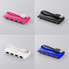 Buffalo 4-Port Either-Direction USB Hub