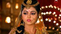 pooja sharma draupadi in mahabharat star plus Bridal Makeup Looks, Bridal Looks, Wedding Makeup, Paros, Indian Bridal Photos, Sonarika Bhadoria, Engagement Makeup, Pooja Sharma, Bridal Makeover