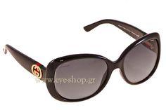 Γυαλια Ηλιου  Gucci GG 3644S D28WJ Polarized - Black Τιμή: 215,00 €
