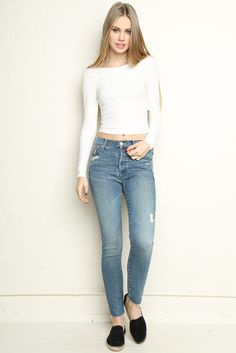 Brandy ♥ Melville | Laurie Top - Clothing