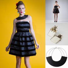 Pretty Retrò Outfit Linee bon ton, dettagli chic per un'eleganza senza tempo