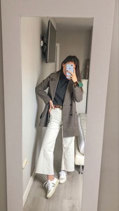 Fall Winter Outfits, Autumn Winter Fashion, Spring Outfits, Cute Casual Outfits, Chic Outfits, Fashion Outfits, Mode Outfits, Office Outfits, Look Fashion