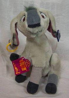 Applause Disney Hunchback of Notre Dame Djali Goat Plush Stuffed Animal Toy New Disney Plush, Disney Merchandise, Toy Boxes, Fleas, Plushies, Pet Toys, Notre Dame, Playroom, Goats