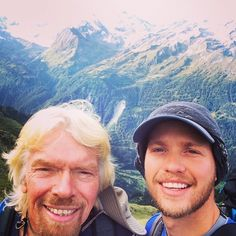 The challenge of adventure. via Richard Branson Learn From Your Mistakes, Richard Branson, My Children, My Dad, Perspective, Dads, Challenges, Adventure, Career