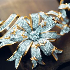 Tiffany And Co Jean Schlumberger's Ribbon Rosette necklace