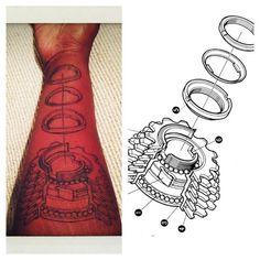 tattoo by idexa, 7/29/13