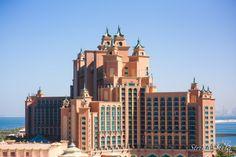 atlantis palm hotel photo by my husband