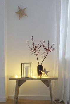 ... hält die Sternen- und Adventsdeko auch bei uns Einzug. Für mich normalerweise auch ein bisschen früh, aber da diese wunderschöne Zeit wegen der Umzugs- und Renovierarbeiten im letztes Jahr nur so an uns vorbeigeflogen ist und wir die Zeit gar nicht genießen konnten, freue ich mich jetzt umsomehr auf sie :maple_leaf::candle::evergreen_tree:! LG an euch