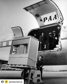 #Repost @javascript.js  A 5 megabyte IBM hard disk is loaded into an airplane. It weighed over 1000kg 1956.  Visit link In bio!  #history #IT #computing #javascript #angularjs #reactjs #webdevelopment #webdesign #webdesigner #html #html5 #bootstrap #programming #css #css3 #js #jquery #php #nodejs #ruby #java #android #laravel #mongodb #nosql #mysql