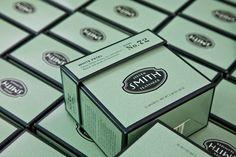 Steven Smith Tea Bag Boxes by Sandstrom Partners